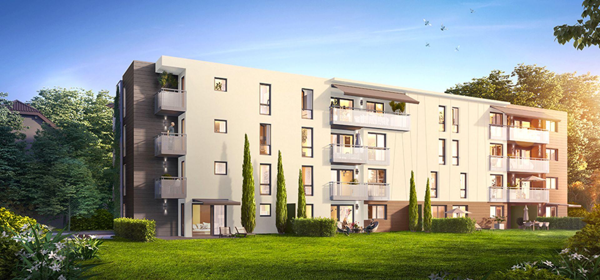 Annonce vente appartement annemasse 74100 62 m 274 for Annonce vente appartement